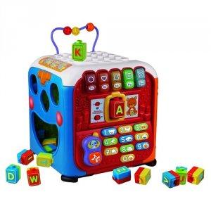 Malle de jouets – 12 à 24 mois