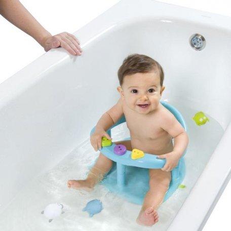 Anneau de bain - Libre pour jouer en toute sécurité!