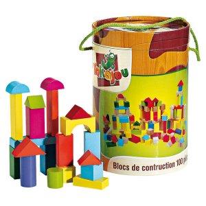 Malle de jouets – 3 à 4 ans