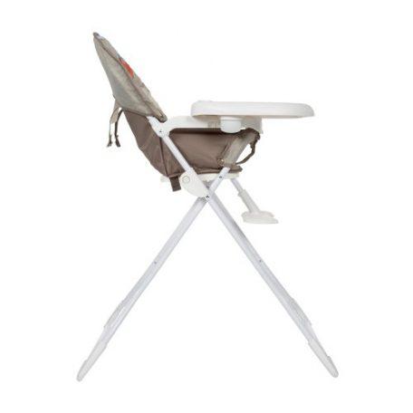 La chaise haute - Pratique et confortable!