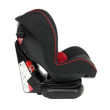 siège auto bébé GR 1 - Confortable grâce à 5 positions d'inclinaison