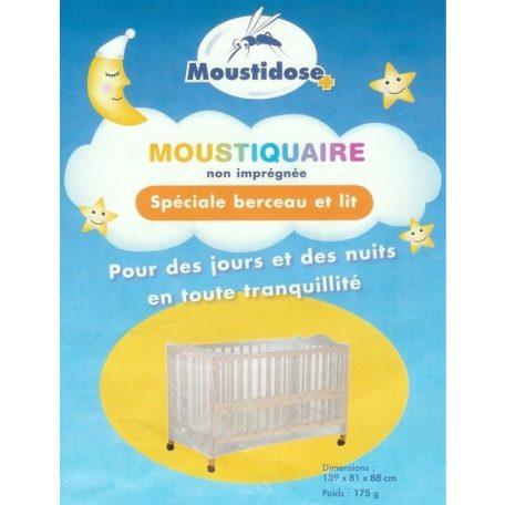 Moustiquaire moustidose dans le pack lit bébé parapluie