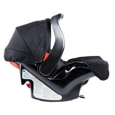 siège auto bébé GR 0/0+ - confort assuré grâce à sa capote et son assise molletonnée
