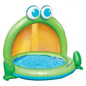 piscine à auvent pour bébé